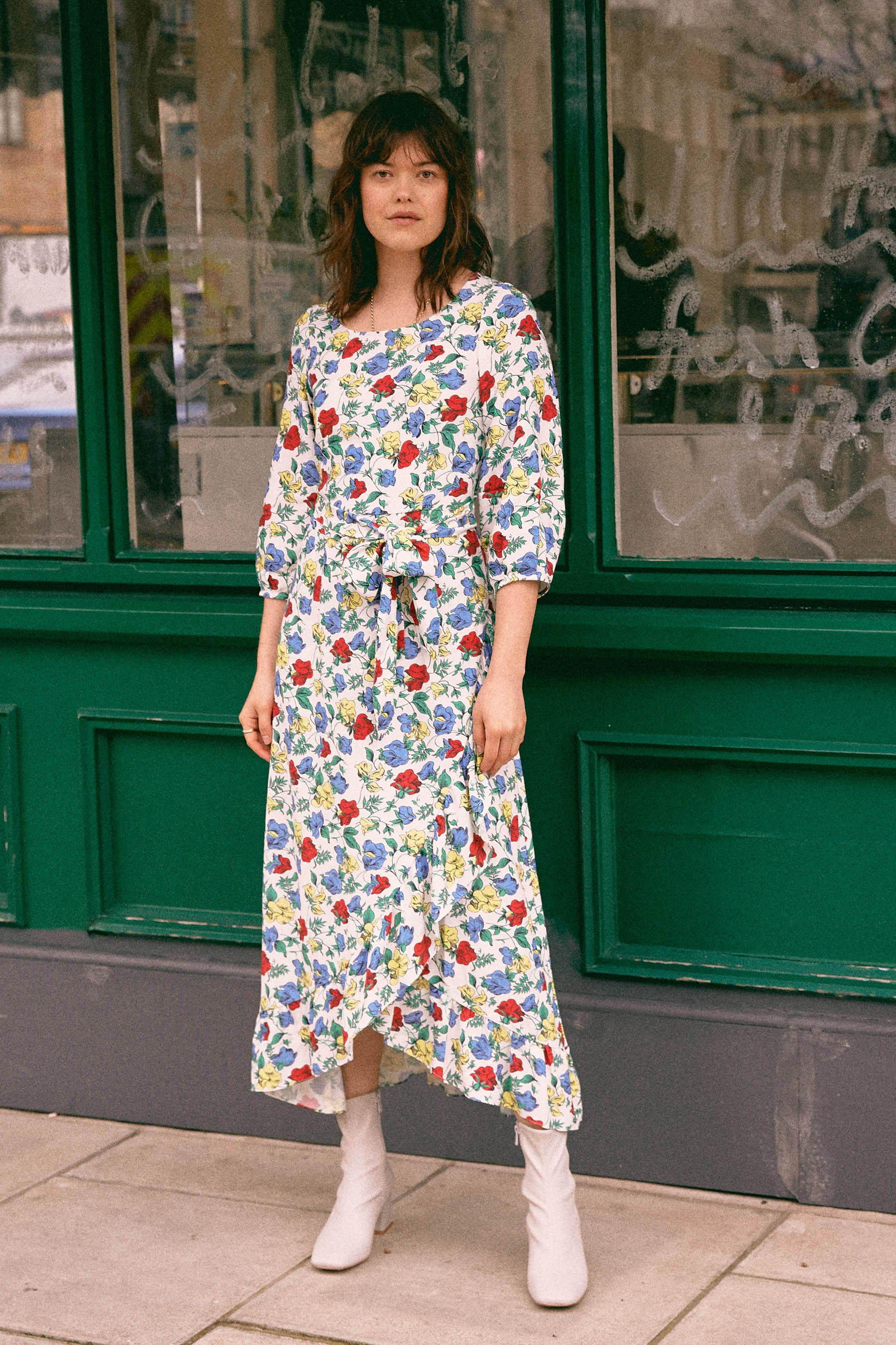 Women's White Cotton Pyjama Set | Cotton Pyjama Sets | YOLKE