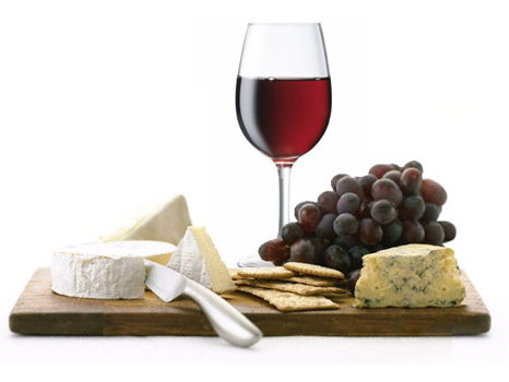 Wine and Cheese and First Ladies!