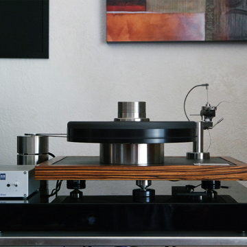 "Cantano W/T turntable and 12"" tonearm"