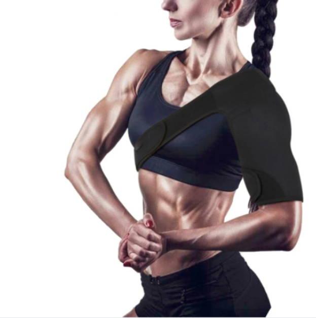 adjustable shoulder brace