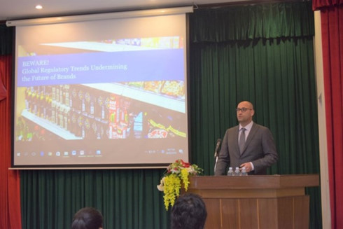 Vietnamese firms should focus on brand building