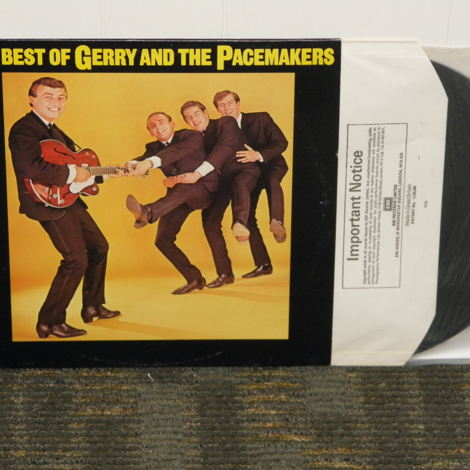 """Gerry And The Pacemakers """"The Best Of Gerry And The Pacemakers"""""""