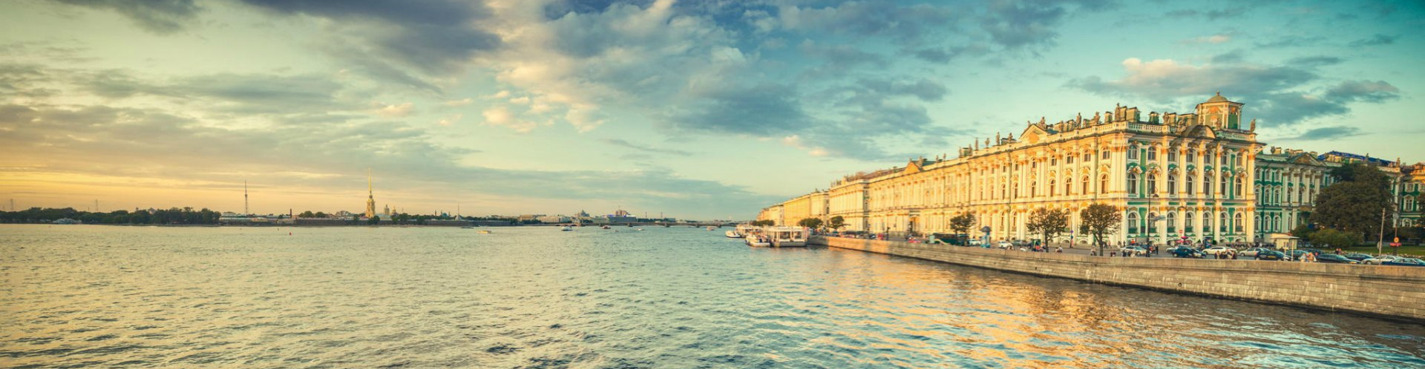 Индивидуальная прогулка по рекам и каналам Петербурга