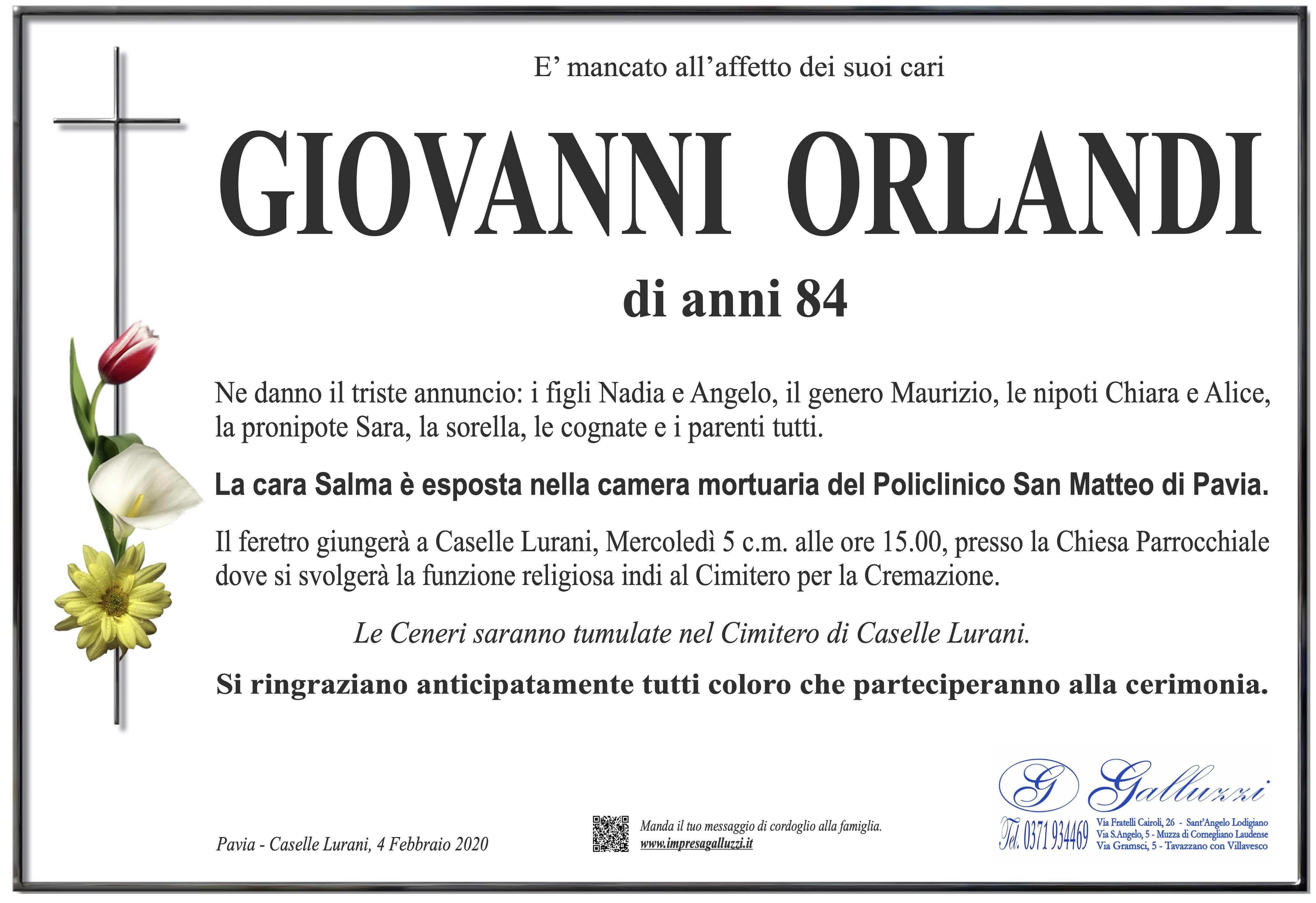 Giovanni Orlandi