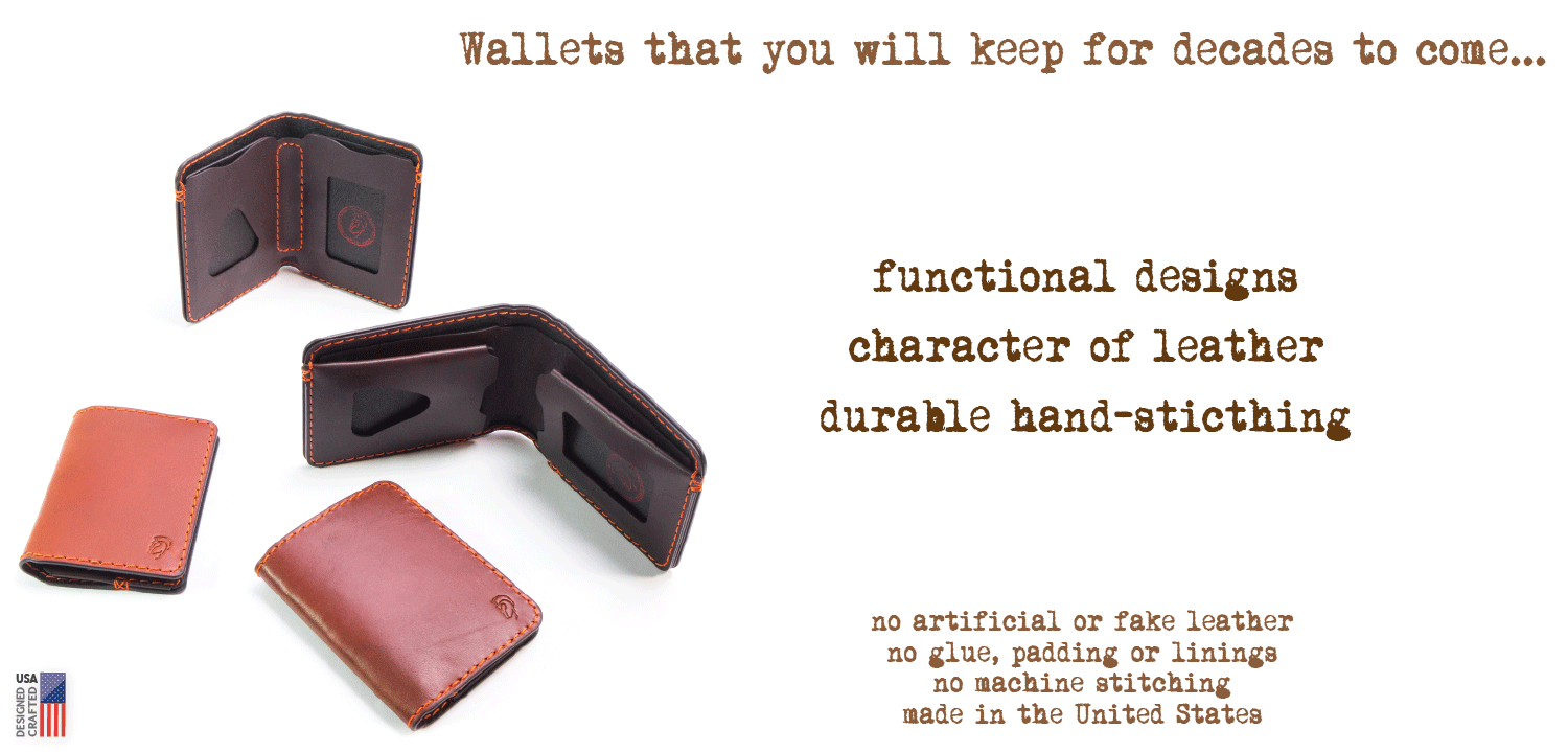 DaVarg Wallets - functional & durable
