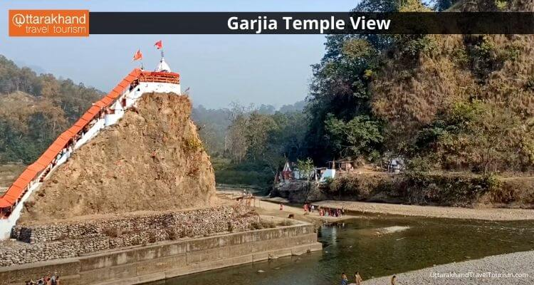 Garjia Devi Temple Ramnagar