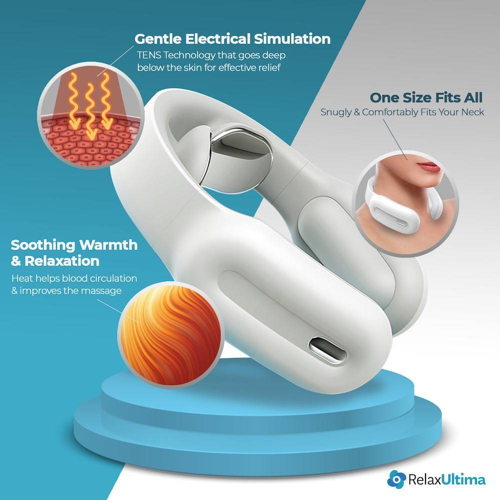handheld neck massager