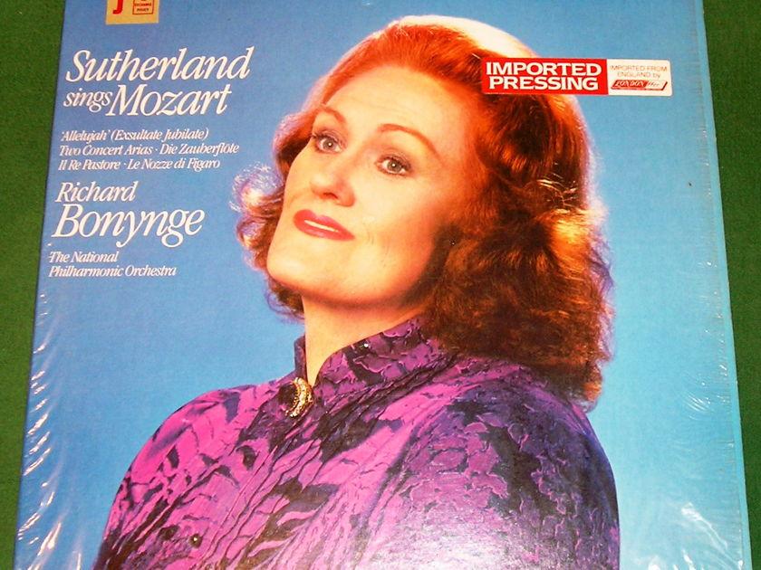 JOAN SUTHERLAND Sings MOZART - * 1979 DECCA UK PRESS 1st PRESS *  ORIGINAL SHRINK - NM 9/10