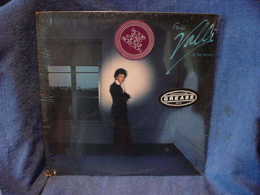 Frankie Valli - Is The Word w/Hit grease w-b bsk-3233 1978