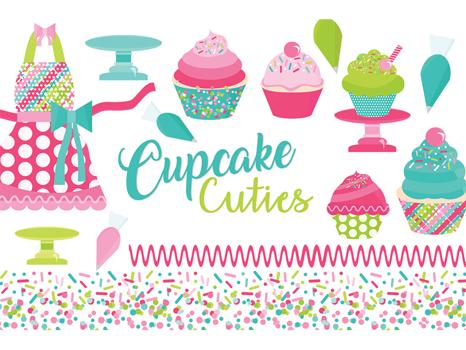 PreK3 Only: Cupcake Cuties