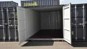 Centre de Container à Évry - 8 boxes disponibles !