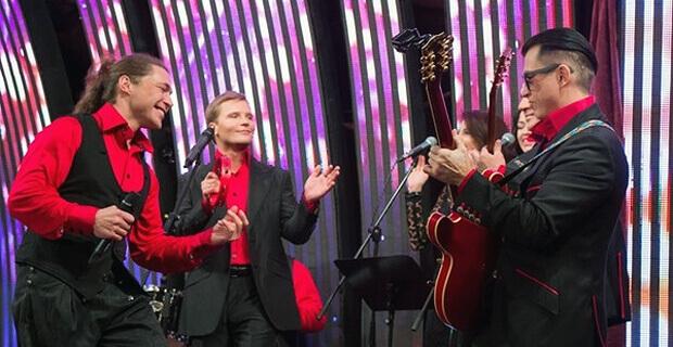 Группа «Сентябрь» в «Звездном завтраке» с Аней Кавереной на «Радио Шансон» - Новости радио OnAir.ru