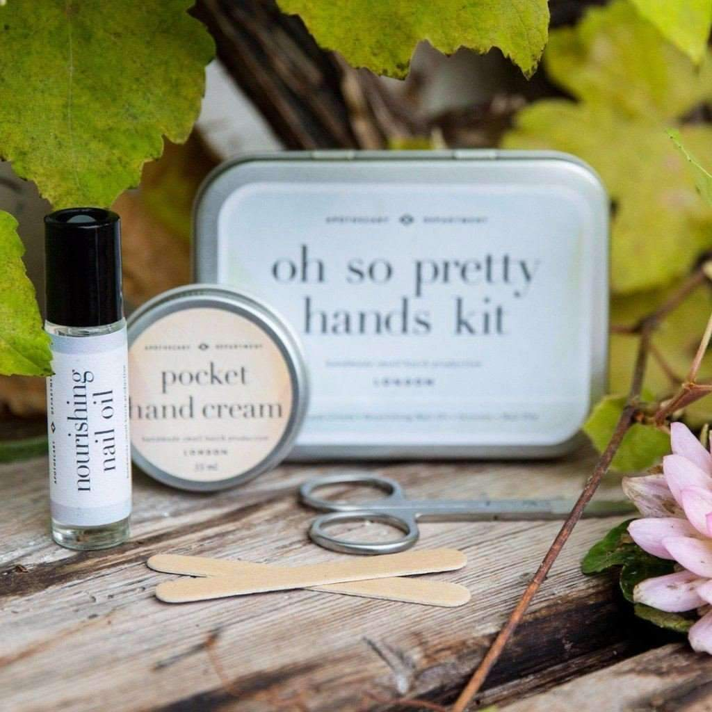 Oh So Pretty Hands Kit - Hand Made Mother's Day Gift