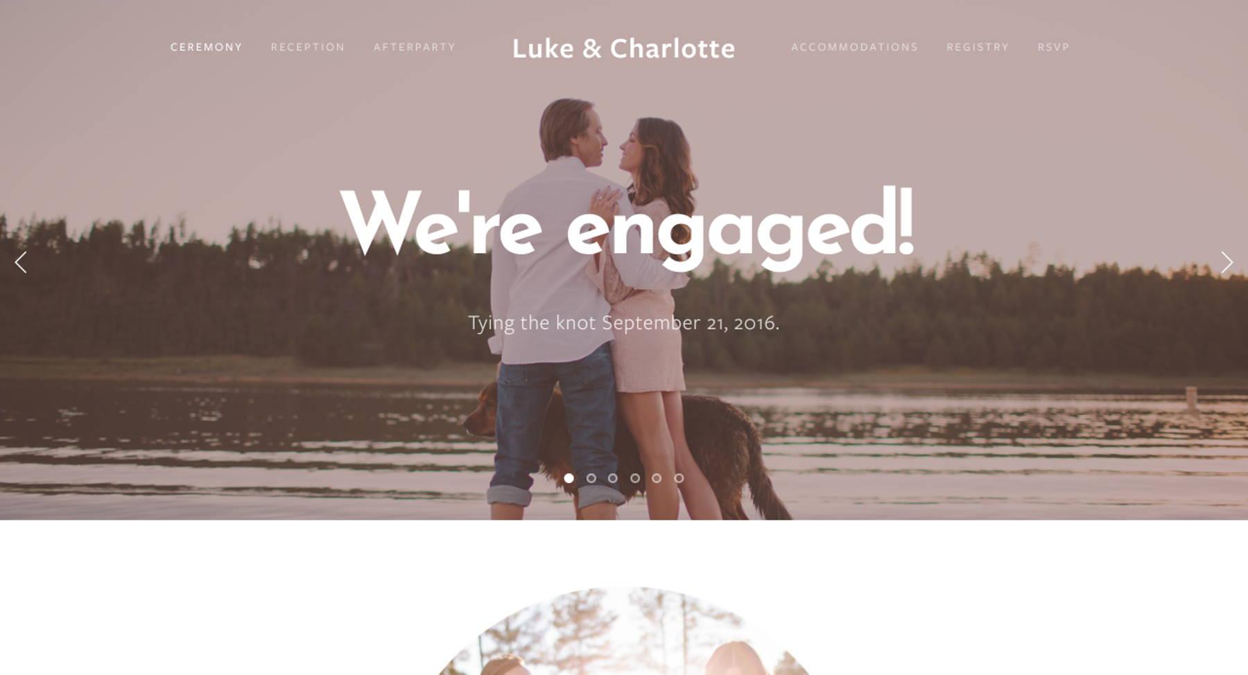 Luke & Charlotte