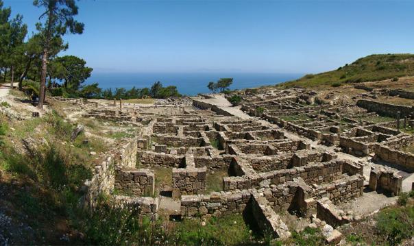 Все достопримечательности острова Родос: история, природа, традиции и совре