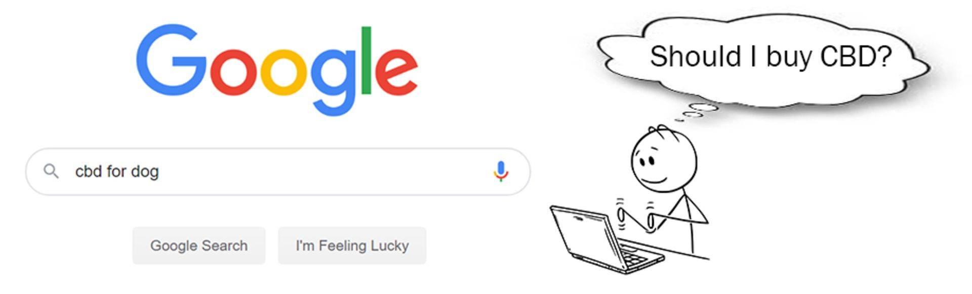 cbd google search