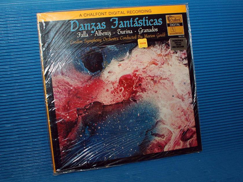 """FALLA / ALBENIZ / TURINA / GRANADOS   - """"Danzas Fantasticas"""" -  Chalfont 1979 SEALED!"""