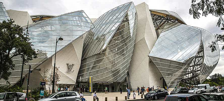 Paris - Engel & Völkers Paris - Fondation Louis Vuitton - source photo : Ninara