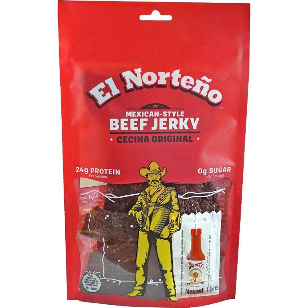 El Norteno Mexican-Style Beef Jerky