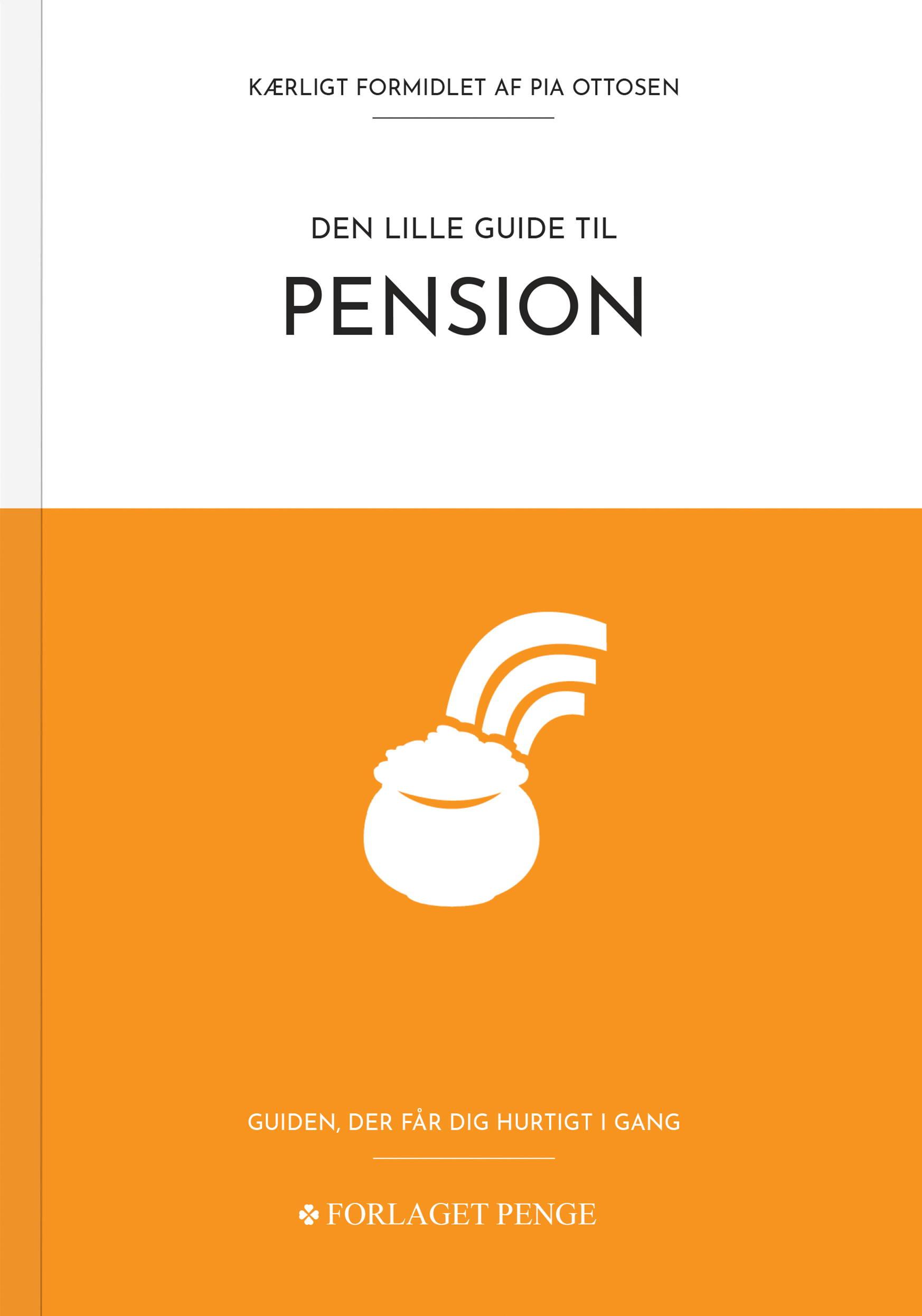 Den lille guide til Pension forside