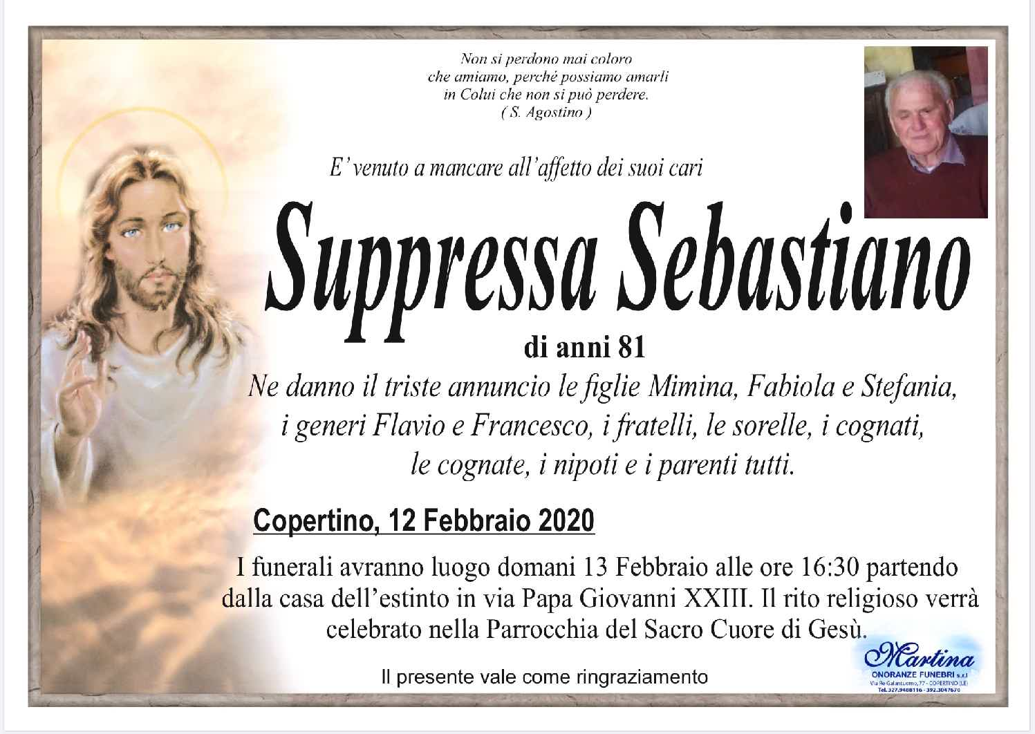 Sebastiano Francesco Suppressa