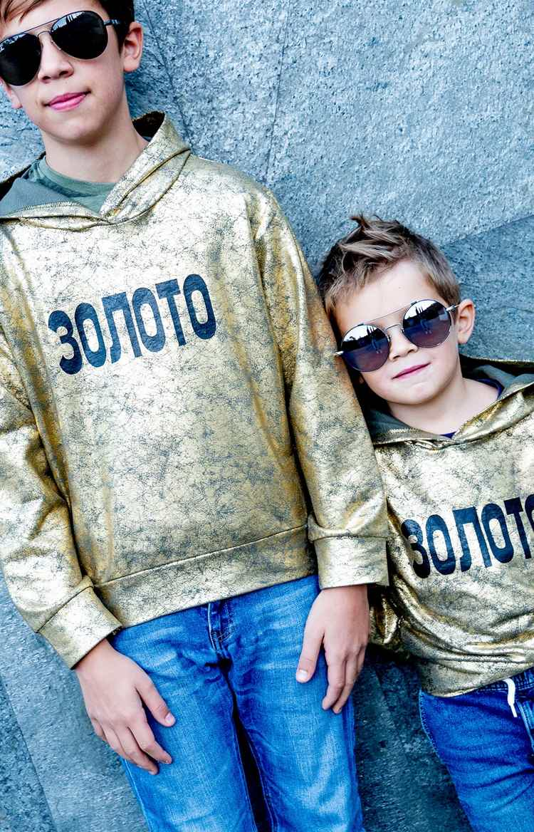 Zoloto children's sweatshirt