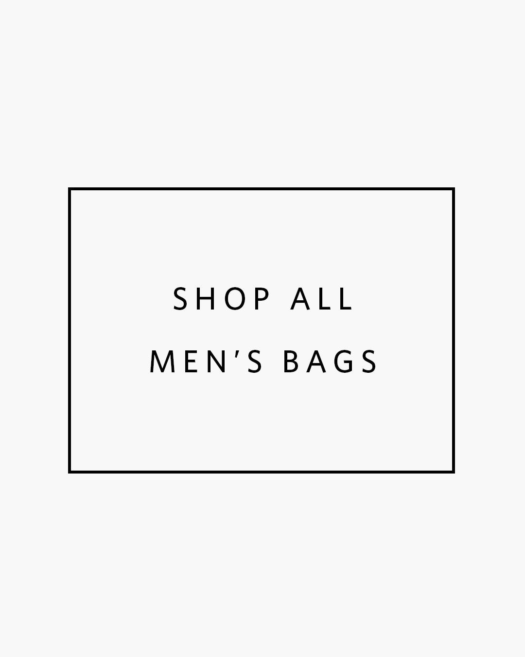 Men's Bags | Nisolo