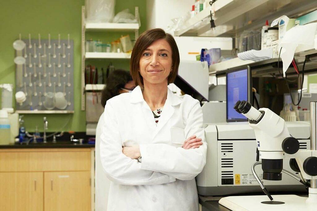 Alessia Grozio a scientific