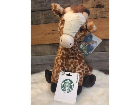 Coffee & A Giraffe