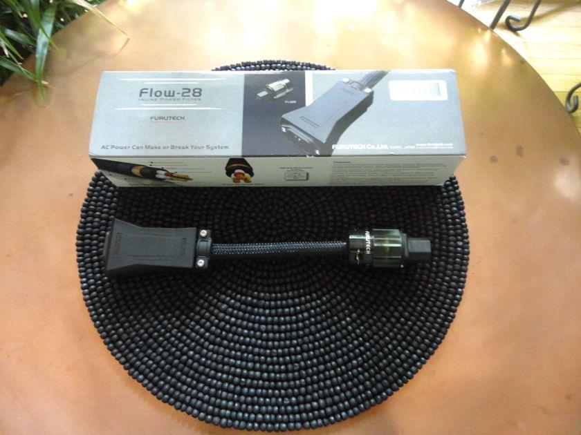Furutech Flow-28 Inline Power Filter