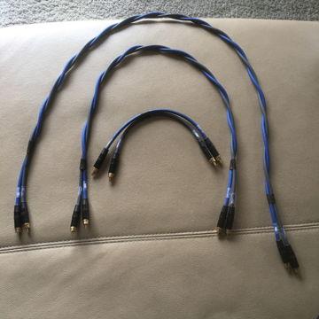 RCA 1 meter pair