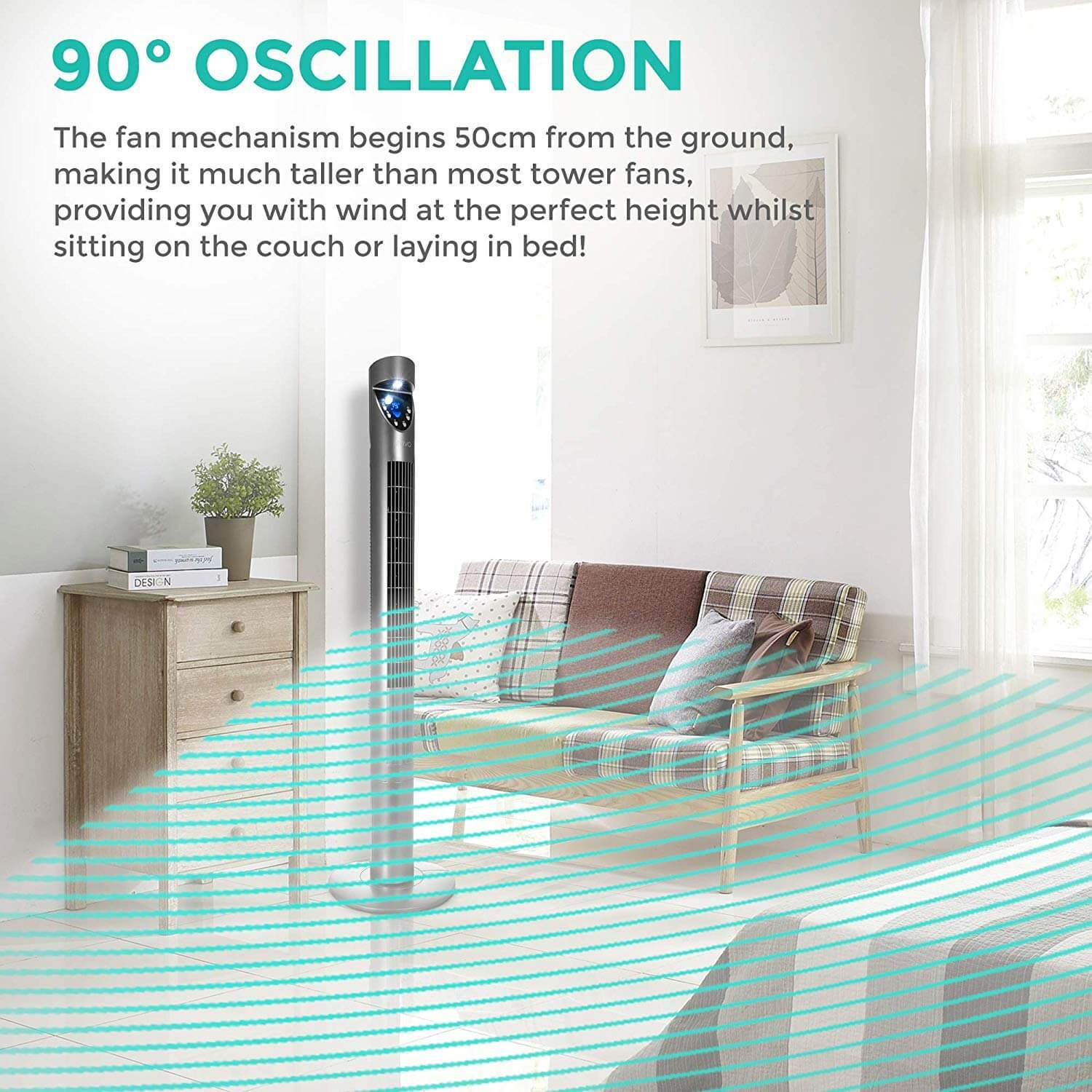 90degree Oscillation