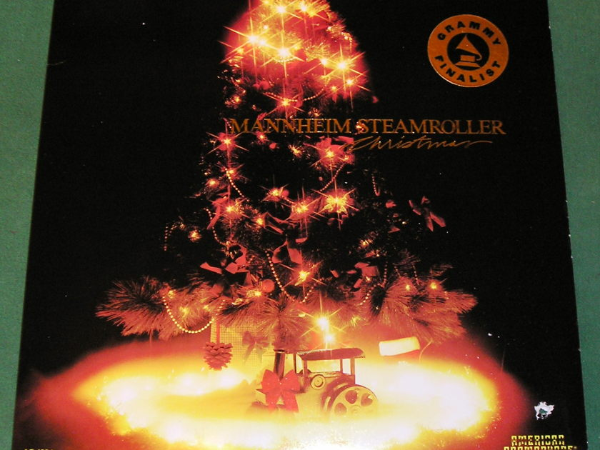 MANNHEIM STEAM ROLLER - CHRISTMAS 1984 - * AMERICAN GRAMMAPHONE PRESS * 100% COMPLETE - NM 9/10