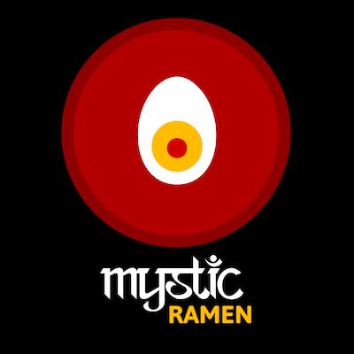 Logo - Mystic Ramen