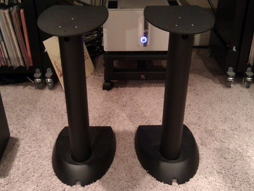 B&W 805S Stands In Black