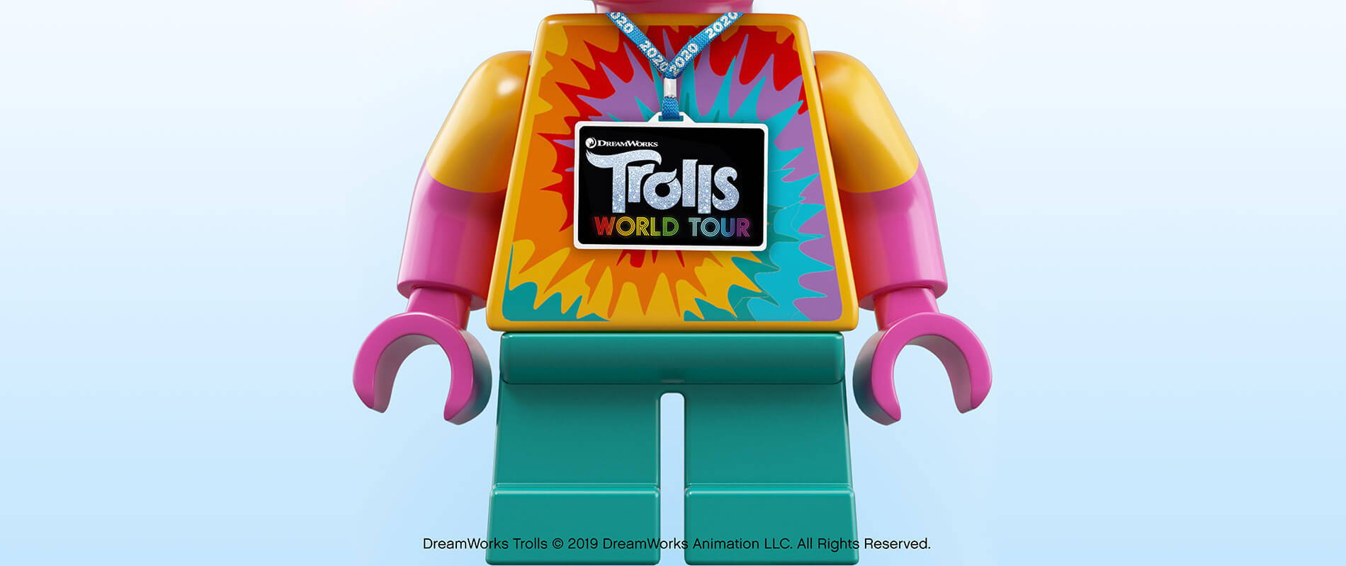 Introducing The Lego Trolls World Tour Collection