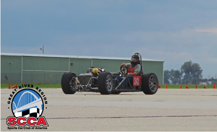 Great River Region Autocross Event #9