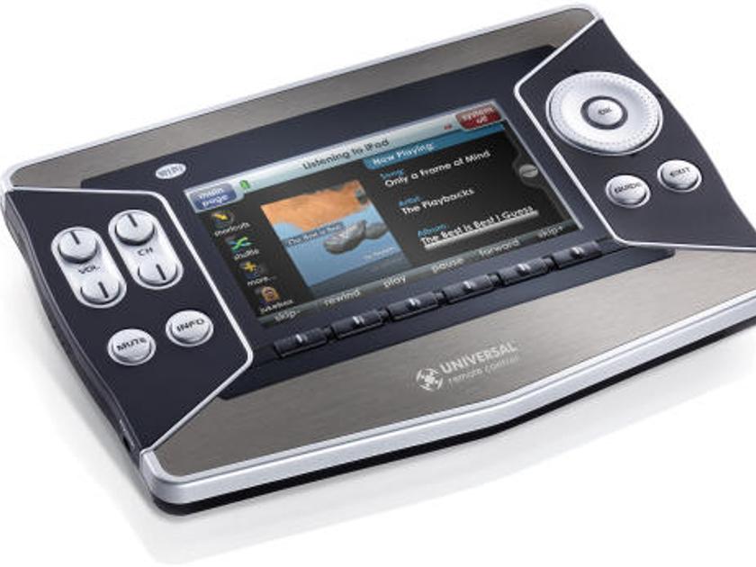 URC Remote MX-6000 Color Touch Screen Remote