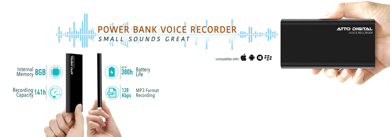 aTTo digital - Unique & Magnificent Voice Recorders – Unique