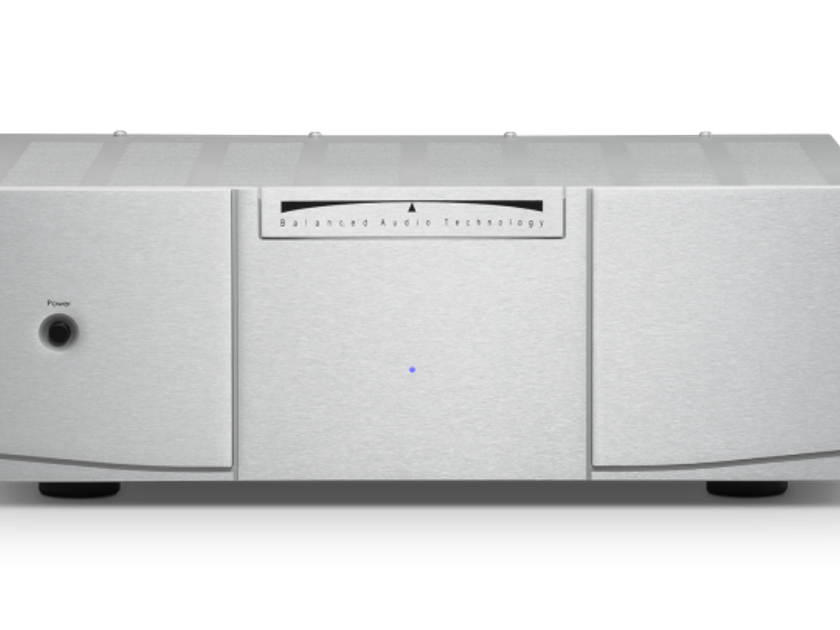 BAT Balanced Audio Technology VK-225SE Power Amplifer