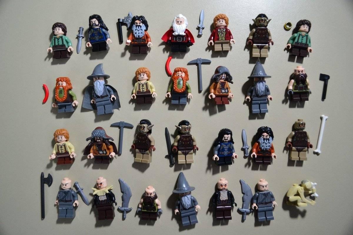The Hobbit Minifigures