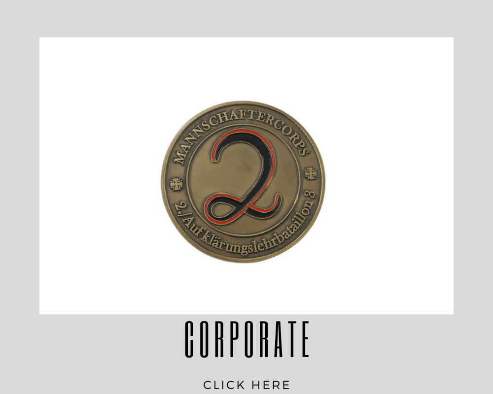 Corporate Corporate Challenge Coins