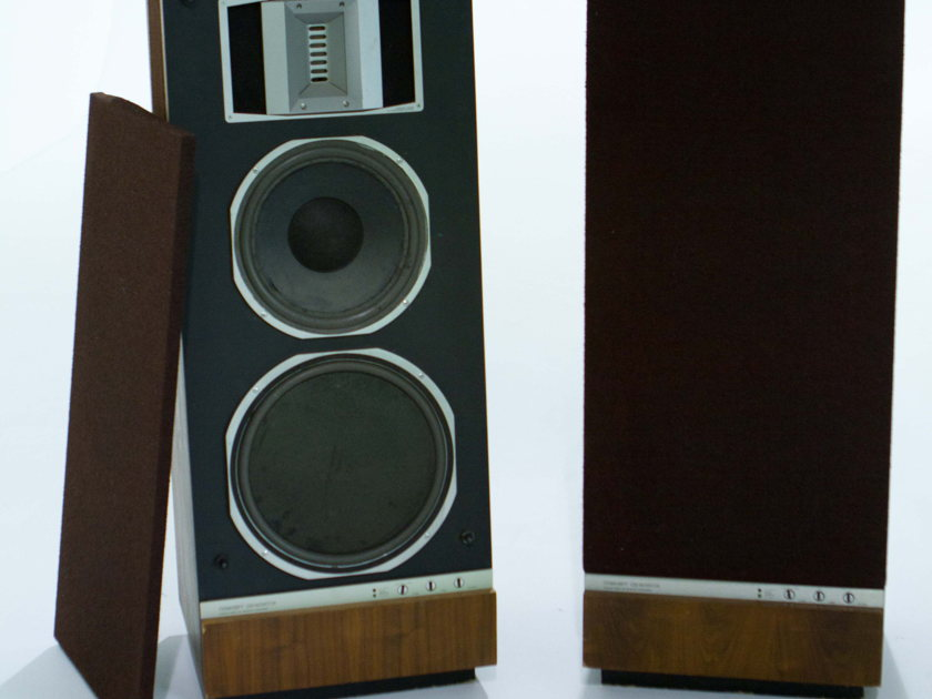 Concept CE-M Speakers c.1978