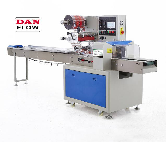 flow wrap machine bread and bakery