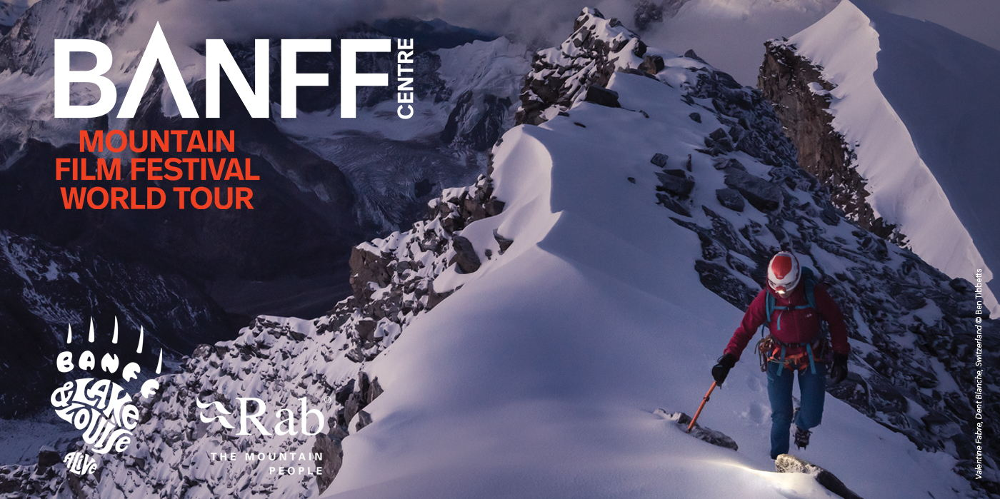 Banff Mountain Film Festival World Tour at the Shubert Theatre
