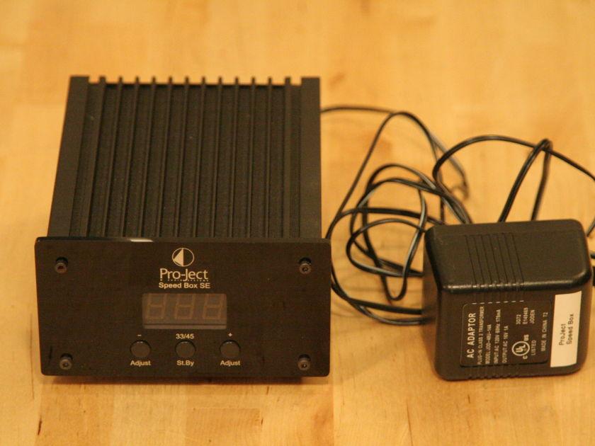 Pro-ject  Speedbox SE AC line controller like VPI SDS