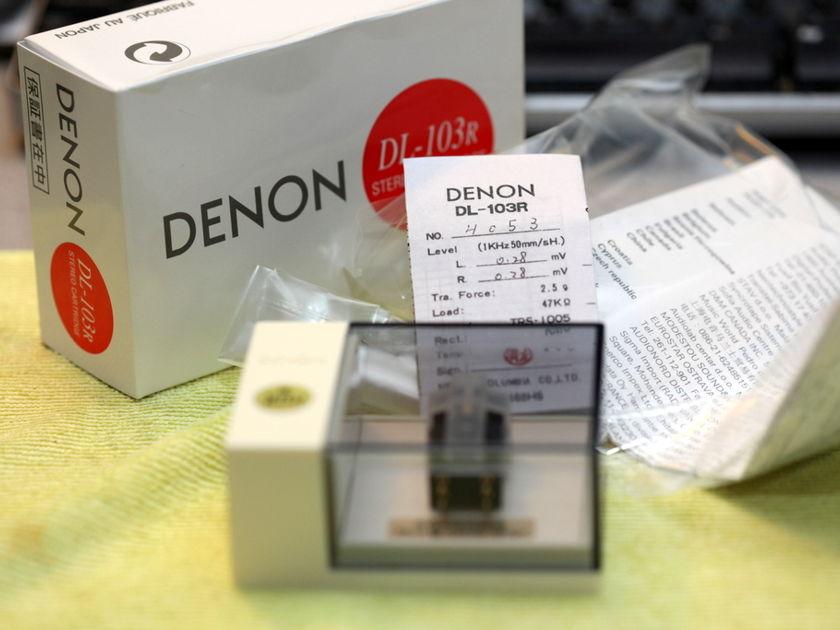 Denon DL-103R New