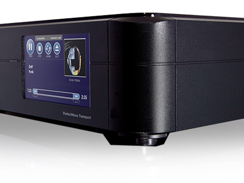 PS Audio PerfectWave transport CD player