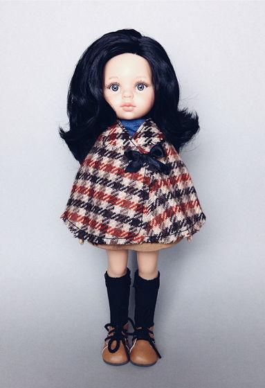 Виниловая кукла Карина