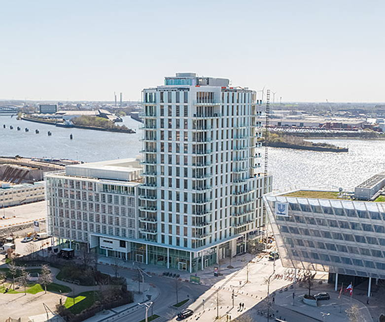 Hondarribia, Spain - The opening of the new Engel & Völkers headquarters in Hamburg's HafenCity is a dream come true for company founder Christian Völkers, who envisaged a unique brand home for his company.